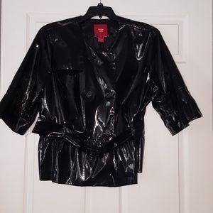 Cropped 3/4 Sleeve Jacket